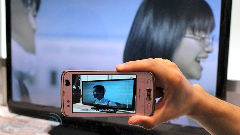 Subliminal Flickering Extends TV Ads To Your Phone