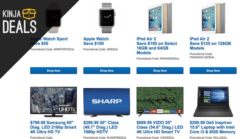 Best Buy Just Launched A Bunch Of Their Best Black Friday Deals
