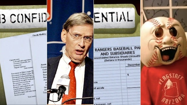 MLB Determined To Find Bastards Who Leaked Team Financial Documents To Us, AP