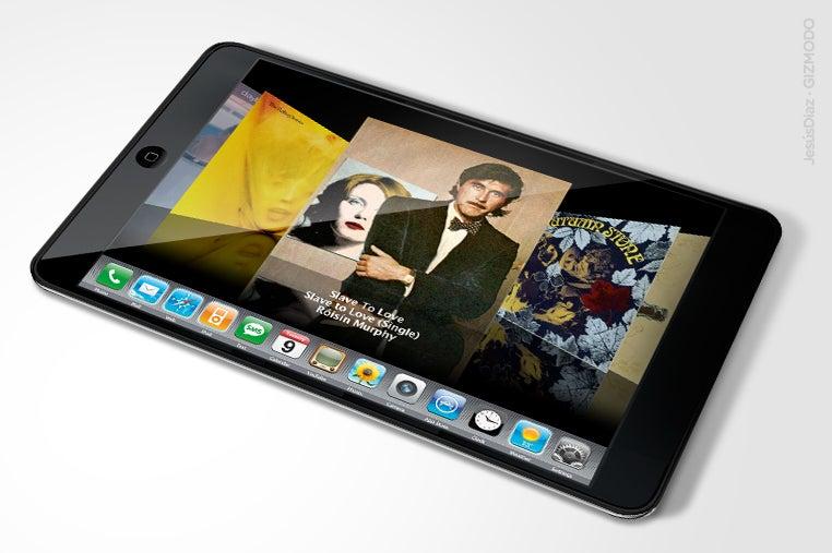 An Insider On the Apple Tablet