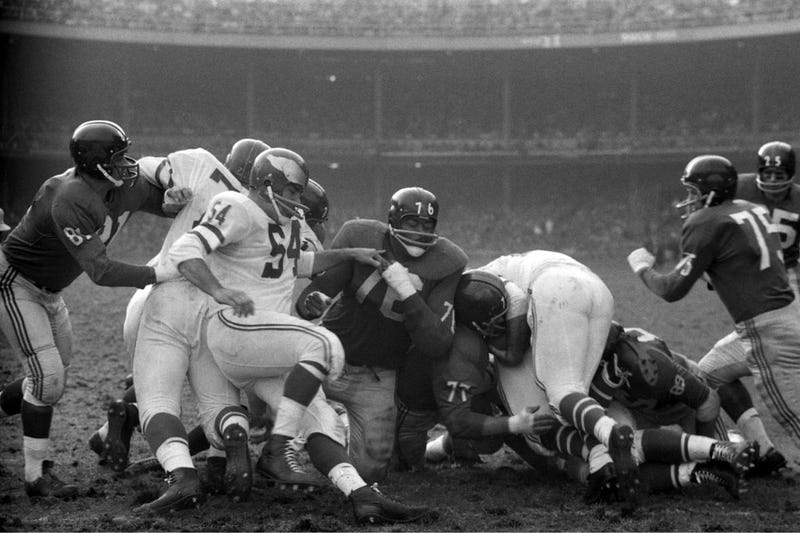 Old-School Big Blue: Rosey Grier Remembers