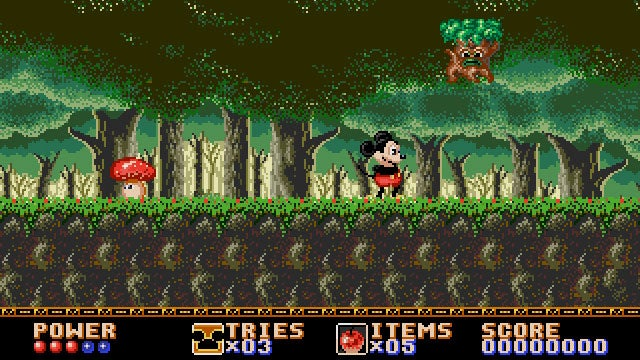 Why Is Disney Trademarking Mickey Mouse's Castle of Illusion?