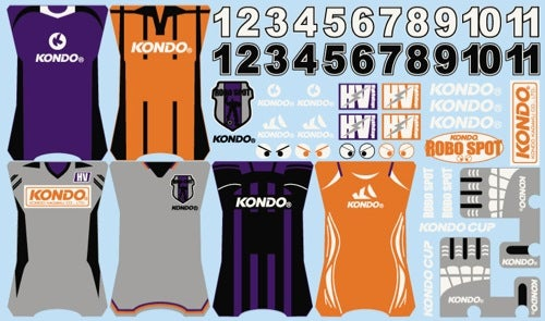 Kondo Destroys! Kondo Smashes! Kondo Plays Soccer?