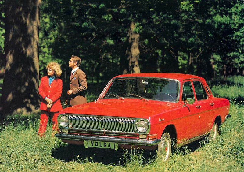 Cars Of The Soviet Union: The Definitive History, by Andy Thompson