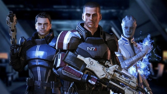 New to Mass Effect? Here's what you need to know to play Mass Effect 3