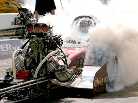 Get Thee to Bakersfield: NHRA California Hot Rod Reunion
