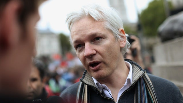 Julian Assange Will Probably Be Extradited to Sweden Tomorrow