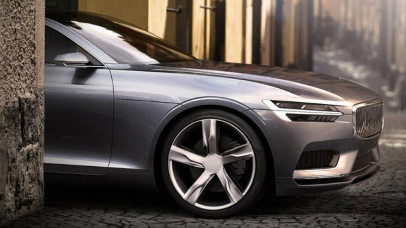 Volvo Promises An End To 'Vanilla' With Concept C Coupe
