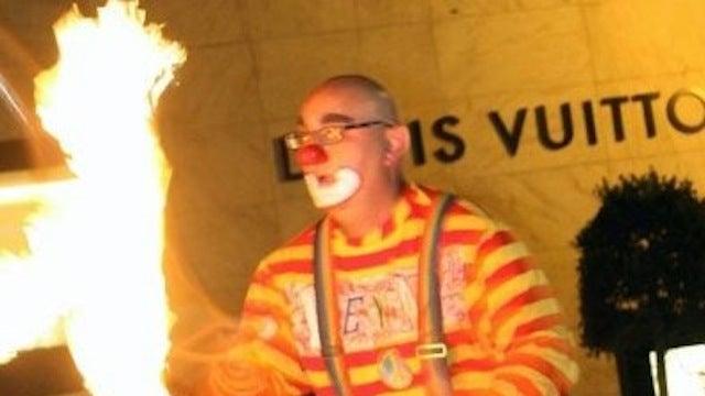 Steve Jobs' Stolen iPad Taken by Party Clown