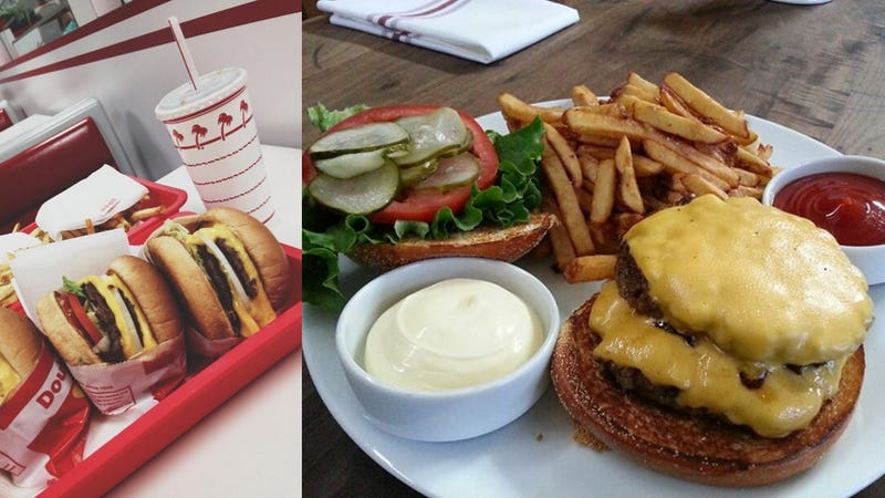 Texas Eatery Mocks Threat From In-N-Out with 'Cease and Desist Burger'