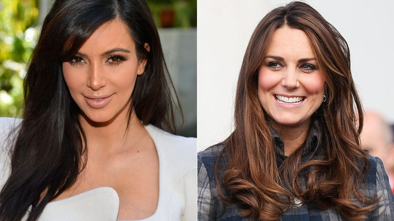 Even Kate Middleton Is Keeping Up With the Kardashians Now