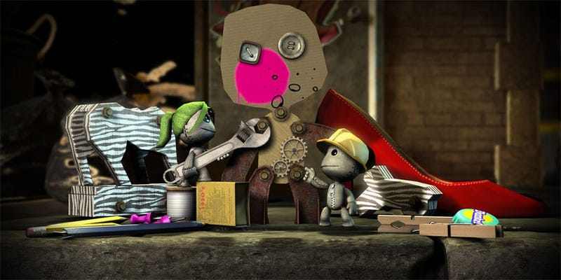 LittleBigPlanet, Braid Lead Game Developers Choice Award Finalists
