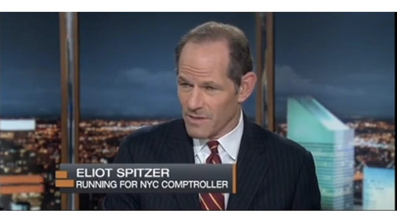 Your Daily Eliot Spitzer Update: Eliot Spitzer Is a Feminist