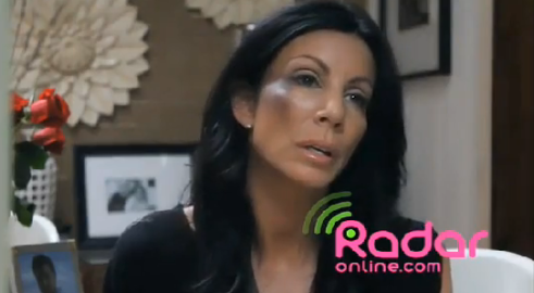 Danielle Staub's Spousal Abuse-Themed New Music Video Will Abuse Your Eyes