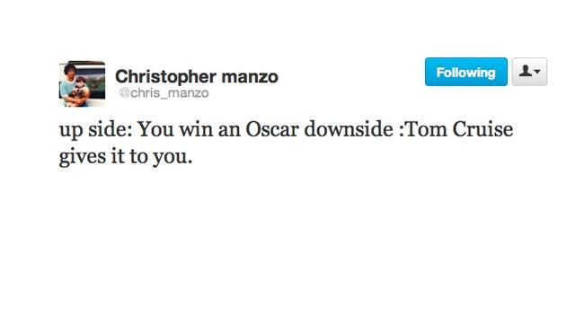 Damon Lindelof Has a Career Prediction for Oscar Winner Jean Dujardin