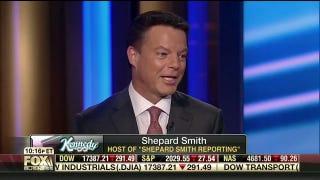 """Shep Smith Tells Woman: """"I"""