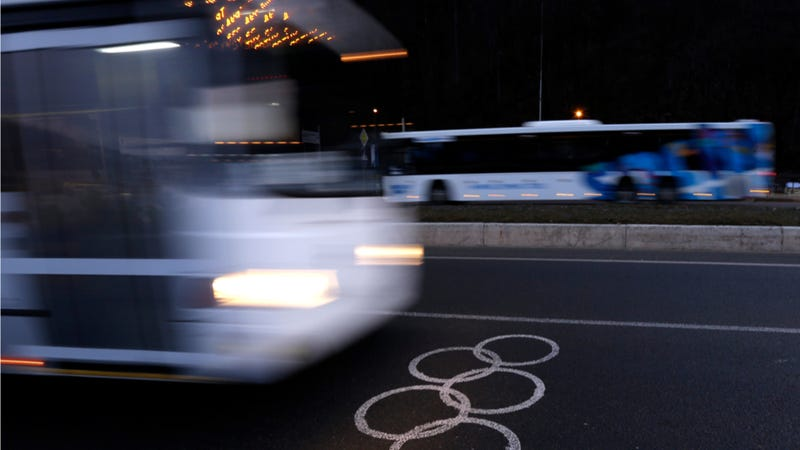 How Much It Costs To Get Around The Sochi Olympics