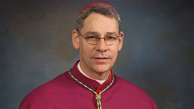 First Bishop Is Indicted For Failing To Report Child Abuse