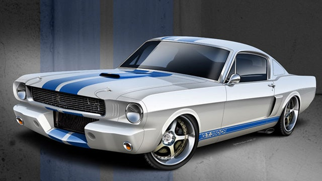 Your second chance to own a Shelby GT350 Mustang