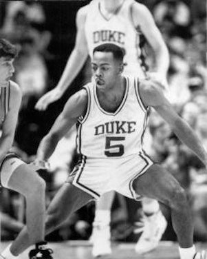 Life As A Walk-On With Duke's 1992 National Championship Team