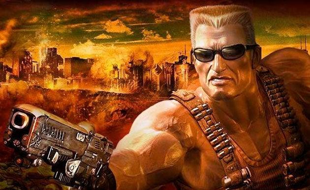Duke Nukem Stripped From Upcoming Duke Nukem Games