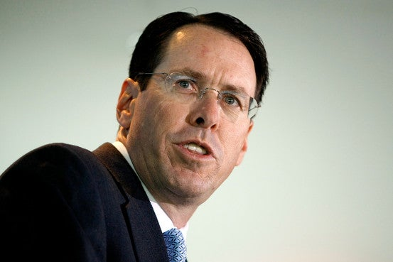 Email AT&T's CEO, Get Threatened With Legal Action