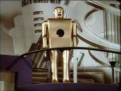 Thinko the Robot's Secret Past