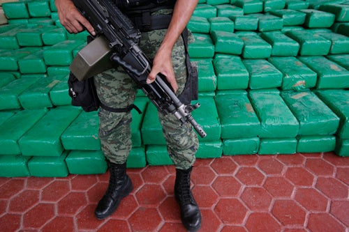 Mexico's Bloody Summer: Drug War Spins Out of Control