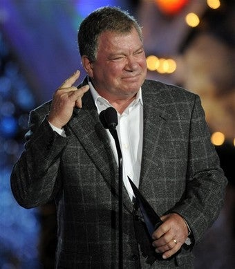 William Shatner Drafted For Next Captain Of Canada