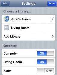 Remote App Controls iTunes Playback from Your iPhone