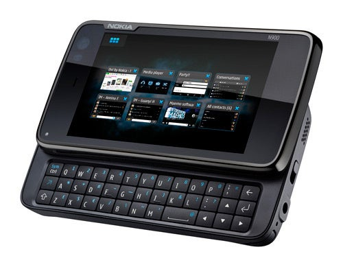 Nokia's N-Series Will Ditch Symbian for Maemo by 2012
