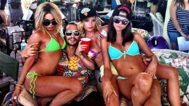 Girls Gone Stylized: Spring Breakers Is Gorgeous Hedonism