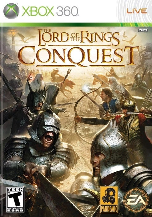 The Lord of the Rings: Conquest Review: Not So Much