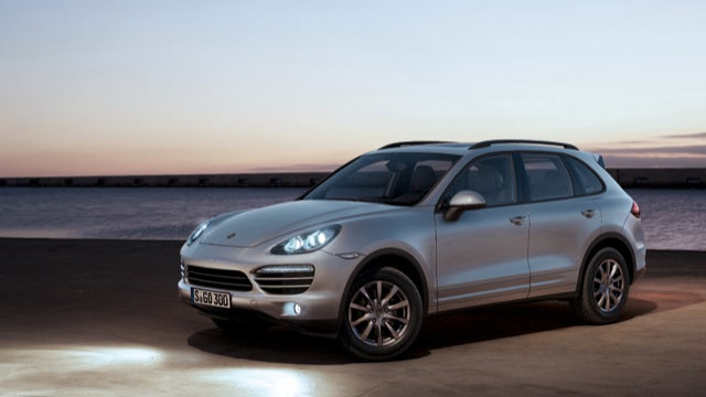 The Cayenne V6 Is The Fastest Car Porsche Makes According To Its Website