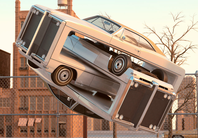 Something deeply strange is happening to these cars