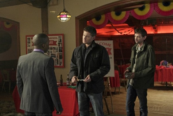 "Supernatural 7.08 ""Time for a Wedding"" Gallery"