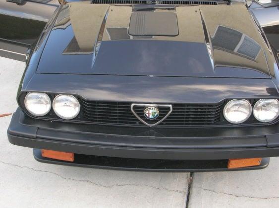 1984 Alfa Romeo GTV-6