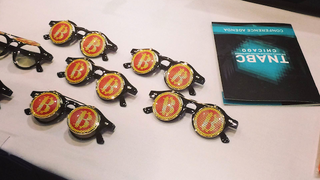 Swag, Vapes, and Econ: My Day at the North American Bitcoin Conference