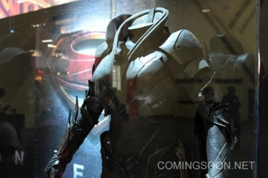 Man of Steel Costume Images