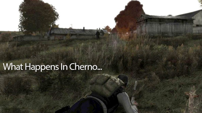 Terrifying True Tales Of Survival From The Front-Lines Of DayZ