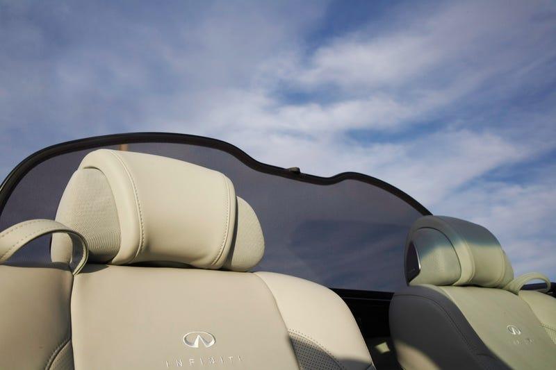 2009 Infiniti G37 Convertible: First Drive