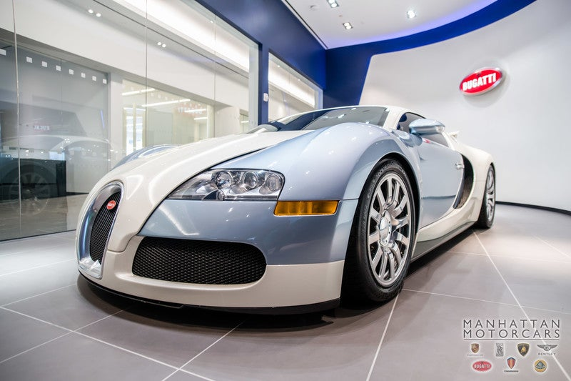 Why Buy Three Private Islands When You Can Buy This Used Bugatti ...