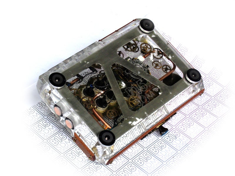 Here It Is, the Steam Punk Fight Stick