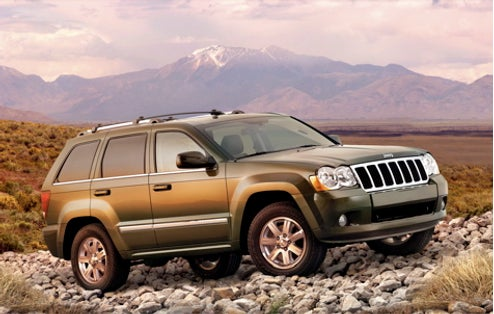 Car-Based Jeep Grand Cherokee To Be Built At Expanded Jefferson North Plant