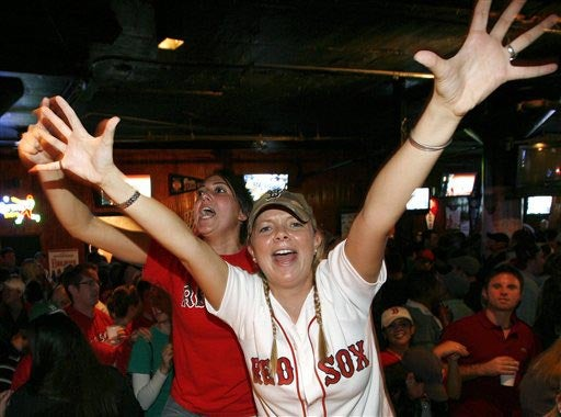 Your World Series Champion Boston Red Sox