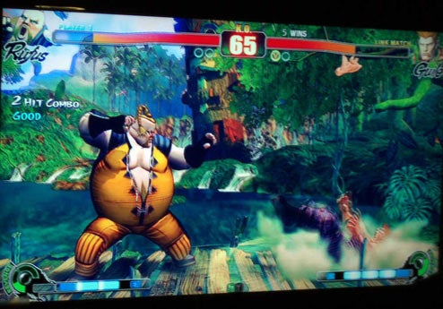 SFIV Hits NYC Arcade, Other Cities, Too