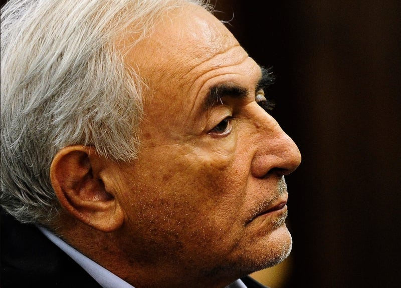 'Consent,' And Other Dominique Strauss-Kahn Outrages