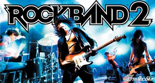 Rock Band 2 Announced, Sets Hardware and Software Precedents