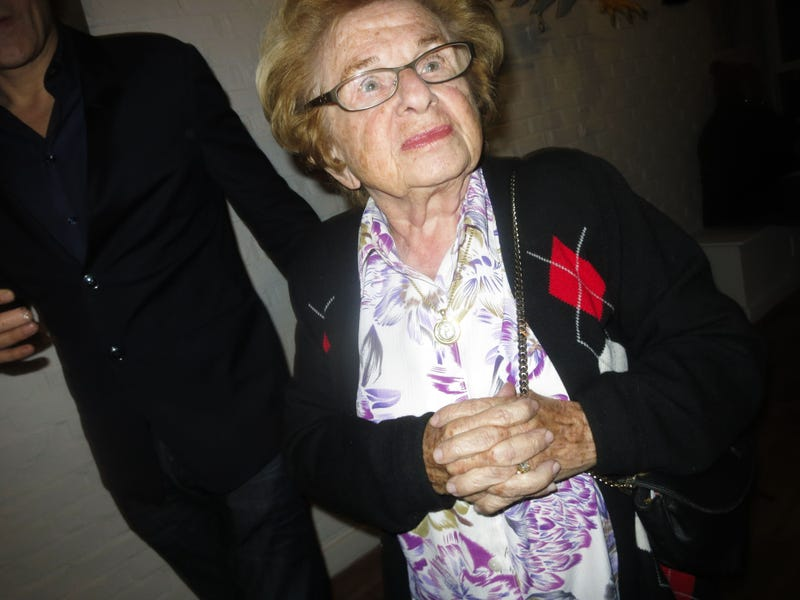 Dr. Ruth Is Wu-Tang's #1 Fan