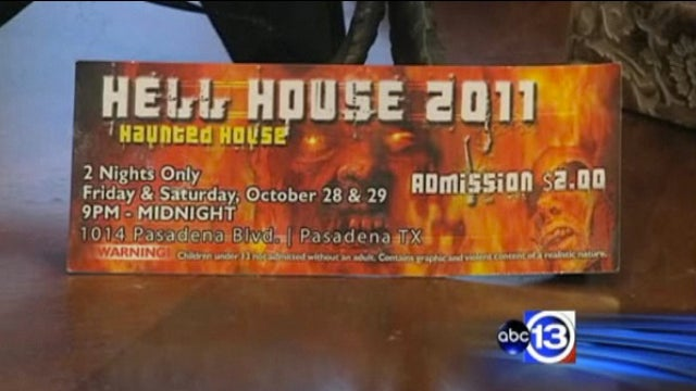 Woman Trapped In Anti-Abortion Haunted House